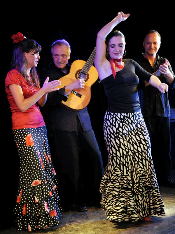 Vida Flamenca, photo: Hervé Leblay