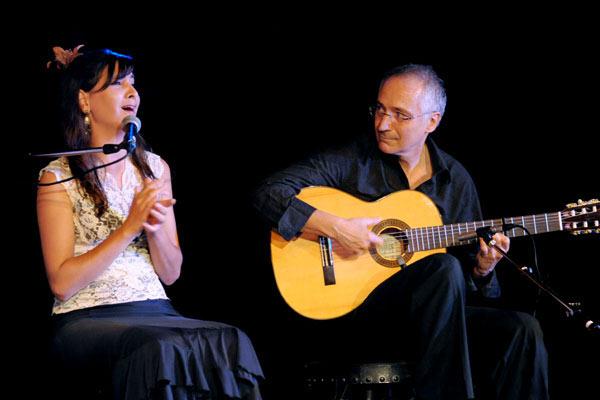 Marie-Hélène Raby et Roger Boudreault, photo: Hervé Leblay